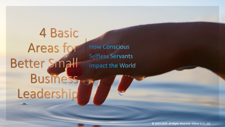 #SmallBizBigImpact, But How?